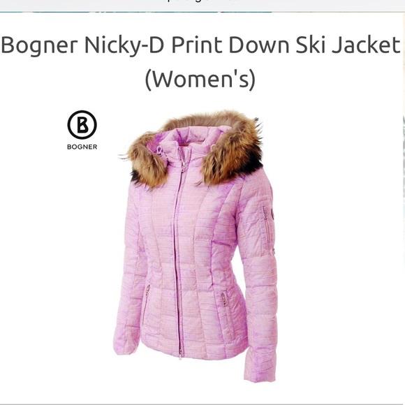 edeb66c93b62b4 Bogner Jackets & Blazers - Bogner Ski Jacket (Nicky D down jacket). Size